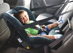 Our car seat rental scheme staff are trained child restraint technicians which means they have the knowledge to provide the best advice on the installation and use of child restraints.