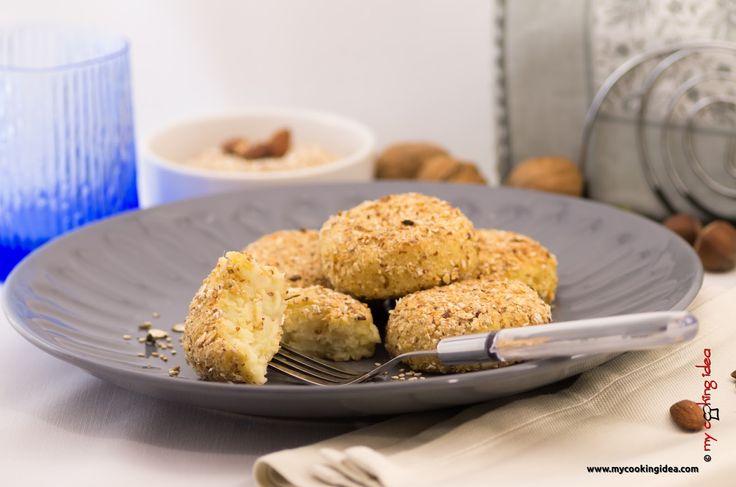 My Cooking Idea. Ricette vegetariane e vegane, dolci e dessert.: Crocchette di patate