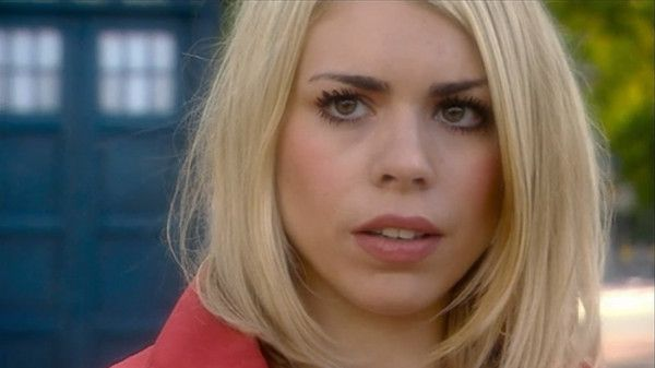 Rose Tyler - my favourite companion. This link provides a history of Rose