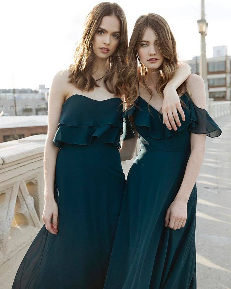 Beautiful Romantic Bridesmaids Dresses New styles new colors for Mila Olivia in