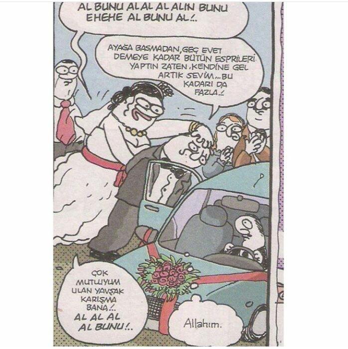 Karikatür - Mizah