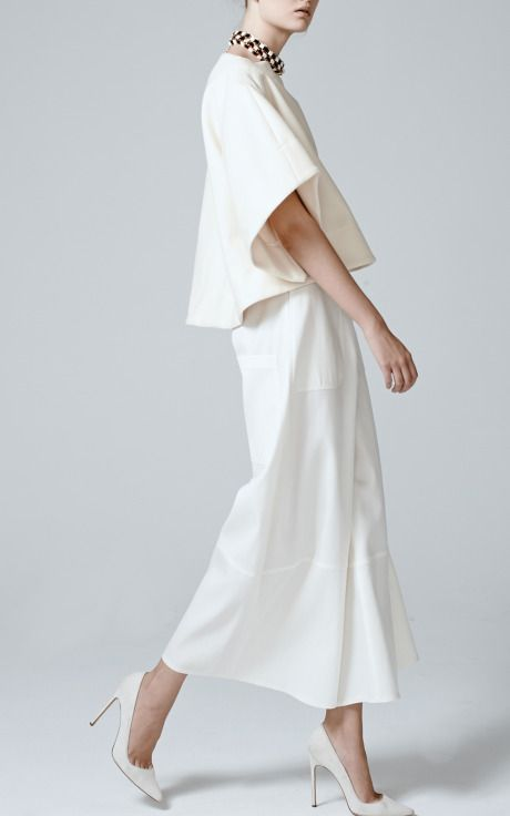 Rosie Assoulin Spring/Summer 2014 Trunkshow Look 3 on Moda Operandi