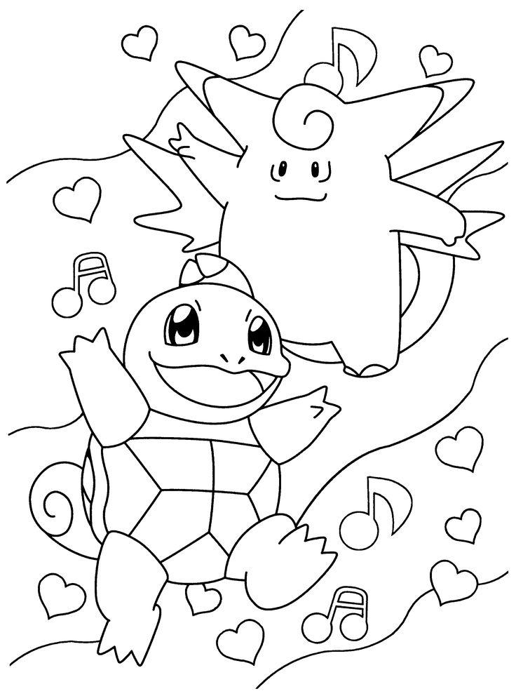 Pokemon Malvorlagen Malvorlagen1001.de. LineArt