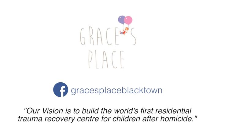 Grace's Place will cater to children and young people, giving them a safe place to recover after trauma. #itsMYCAUSE #children #kids #safety #love