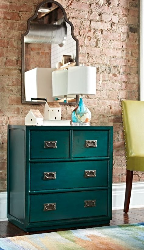 Searching high and low for a smaller-size, super-stylish chest to add to your foyer or hallway?