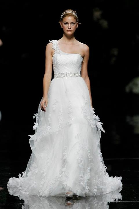 127 best greek theme images on pinterest greek wedding for Greek wedding dress designers