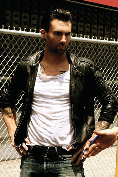 Adam Levine- Maroon 5's Misery Music Video