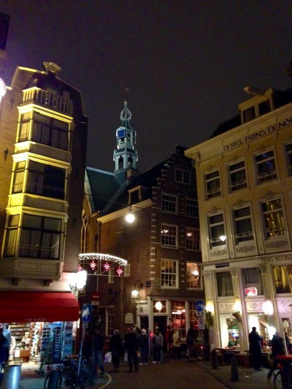 Amsterdam Rotlichtviertel Krimi-Tour