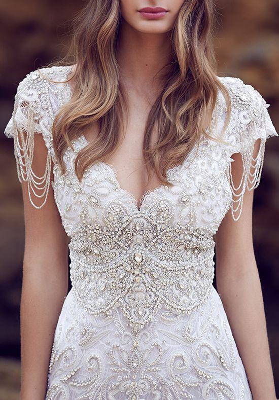 Les 25 meilleures id es concernant croquis de robe de for Robes de mariage anna campbell