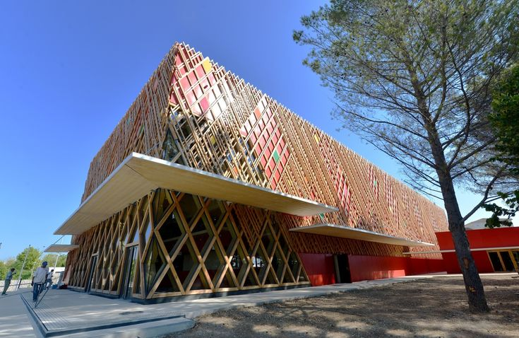 Gallery of Jean-Claude Carrière Theatre / A+ Architecture - 1