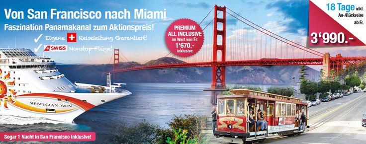Spezialangebote für Einzelreisende und Singles - Kreuzfahrten und Flussfahrten weltweit... - www.cruisetour.ch