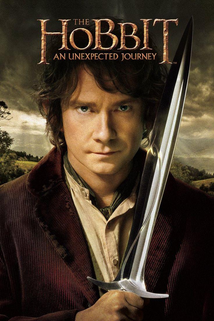 The Hobbit: An Unexpected Journey starring Martin Freeman, Ian McKellen and Richard Armitage, directed by Peter Jackson