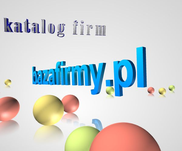 katalog firm  http://bazafirmy.pl/