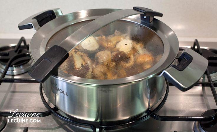 Análisis de las ollas de acero inoxidable en Lecuiners. Te contamos por qué cada día son más demandadas, sus principales virtudes y características http://www.lecuine.com/blog/ollas-de-acero-inoxidable/