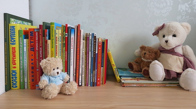 Russian blog about children's books