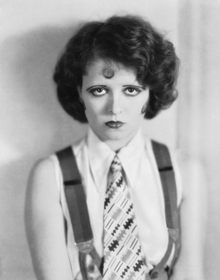 Clara Bow - The Wild Party 1929