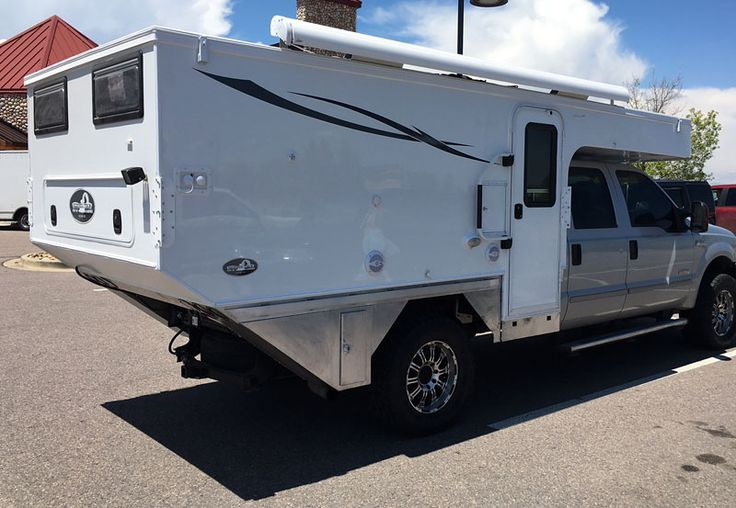 2016 Northstar 12stc Truck Camper Rv And Tent Campers