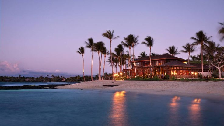 Spark Romance in Hualalai