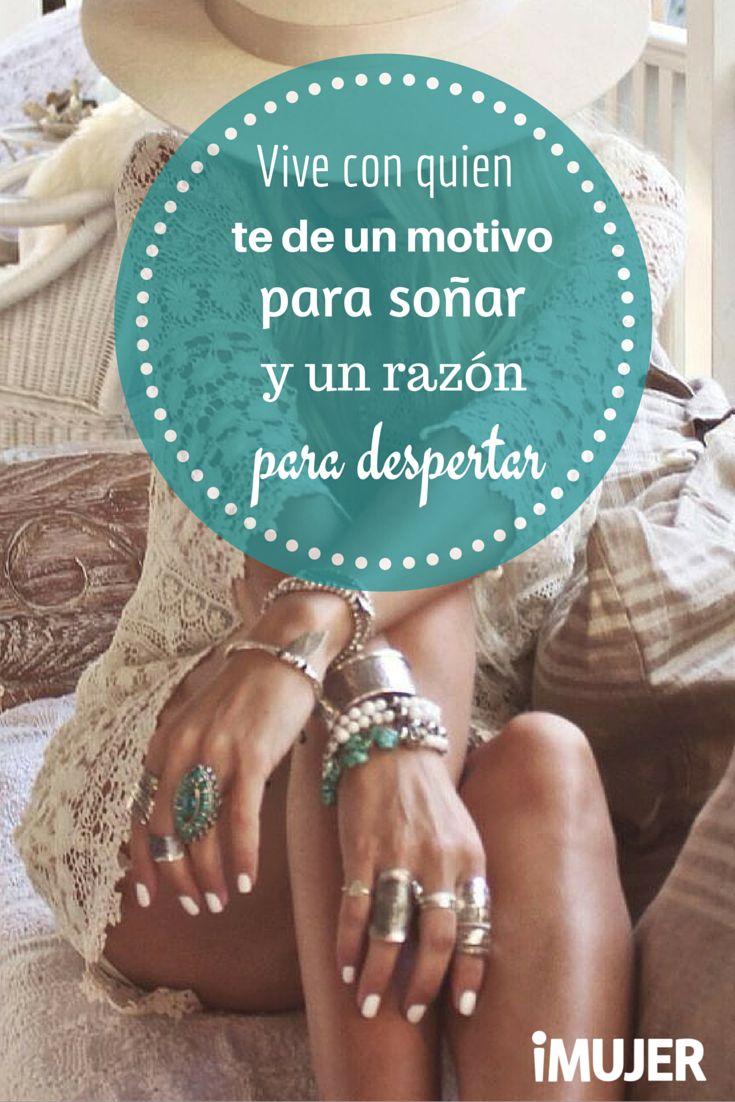 #Soñar #despertar #amar #frases