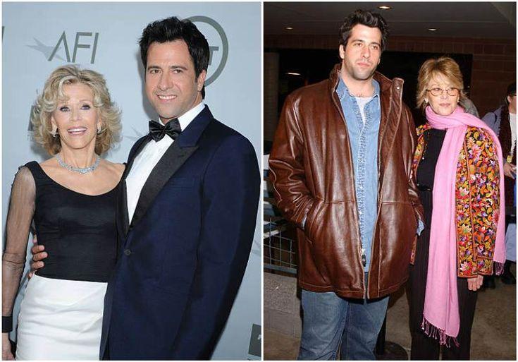 Jane Fonda's kid - son Troy Garity