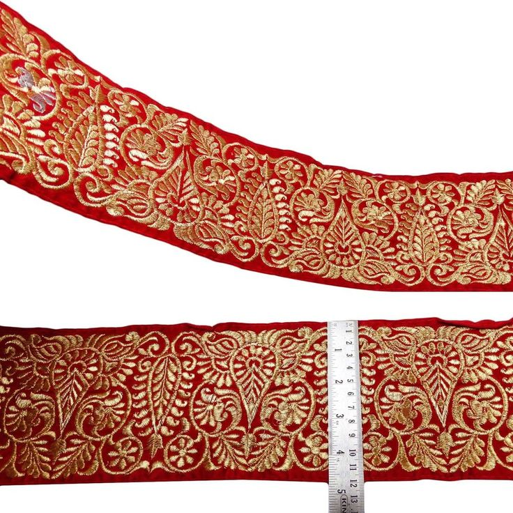 Best woven and embroidered trim images on pinterest
