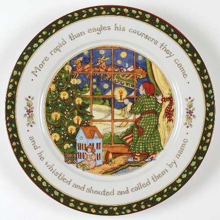 Portmeirion Christmas China