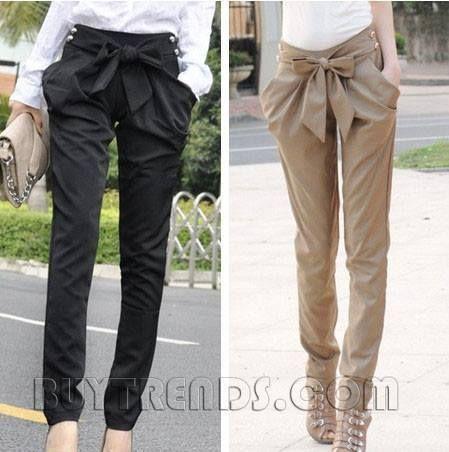 Pantalones De Vestir Entubados Me Gussta Pinterest