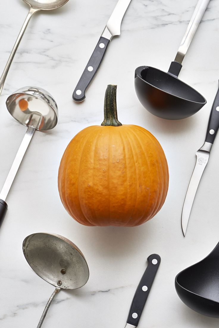 While those inexpensive pumpkin carving kits you see at the grocery store may seem appealing, they're actually not your best bet.