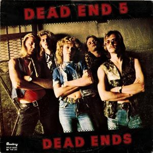 DEAD END 5 - DEAD ENDS [BLACK +7