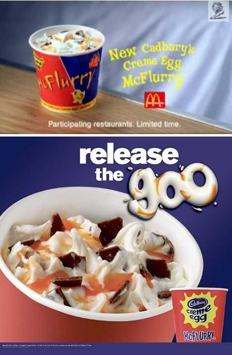 Swirl World: 9 Cool McFlurry Flavors You Can't Get Here
