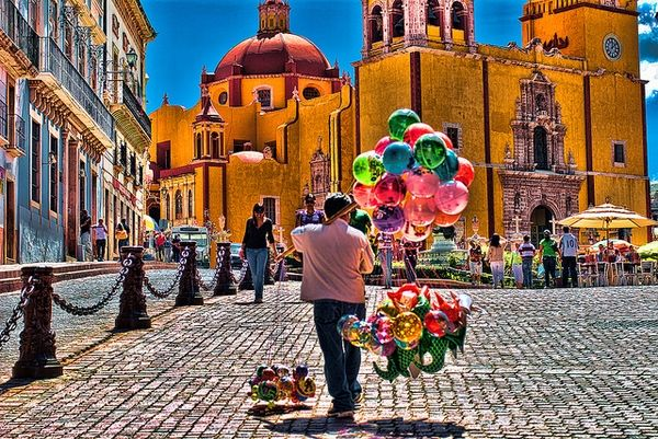 Baroque Architecture, Cobblestone Street, Sidewalk Cafes, and Beautiful Churches Makes Guanajuato the Most Romantic City in Mexico for American Tourists | Mexico Current News and Mexico Current Events, all the Latest News on Mexico Today