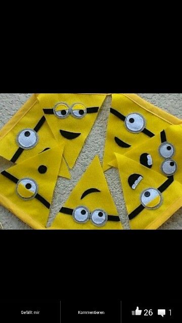 Minions Party Ideen