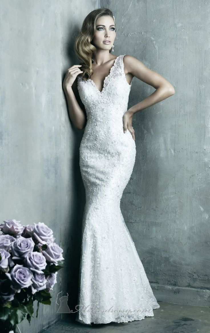 81 best wedding dresses images on Pinterest | Wedding frocks ...