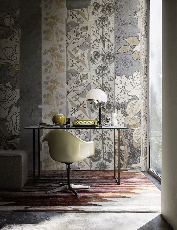 Peacock www.wallanddeco.com #wallpaper, #wallcovering, #cartedaparati