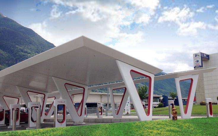id metalco, Inc.- Tesla Charging Stations