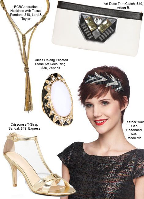 You can exude just a hint of The Great Gatsby glam for under $50 with one of these accessories.