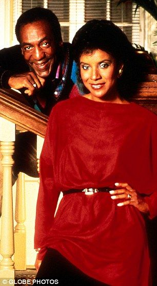 Cliff & Claire Huxtable  (Bill Cosby  Phylicia Rashād)  The Cosby Show    (The perfect couple)