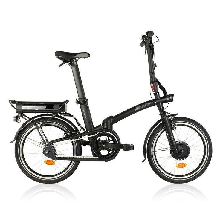 Bicicleta BTWIN dobrável Tilt