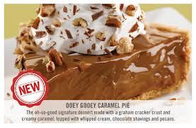 Pub Restaurant Copycat Recipes: Caramel Pie