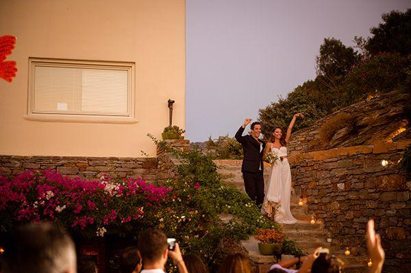 Stylish boho γαμος στη Τζια   Μαρια & Κωνσταντινος  See more on Love4Weddings  http://www.love4weddings.gr/stylish-boho-wedding-kea/  Photography by NIKOS PSATHOYIANNAKIS PHOTOGRAPHY   http://www.nikospsathoyiannakis.com #tzia #greece #weddinginGreece