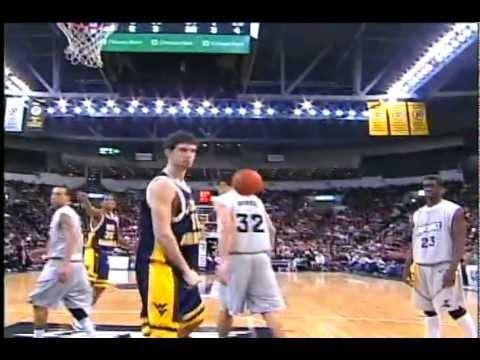 Highlights from Joe Alexander's WVU basketball career