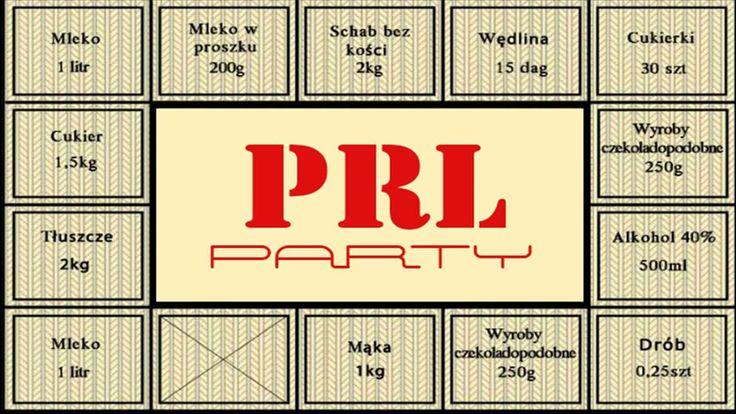 PRL zaproszenie - Google Search