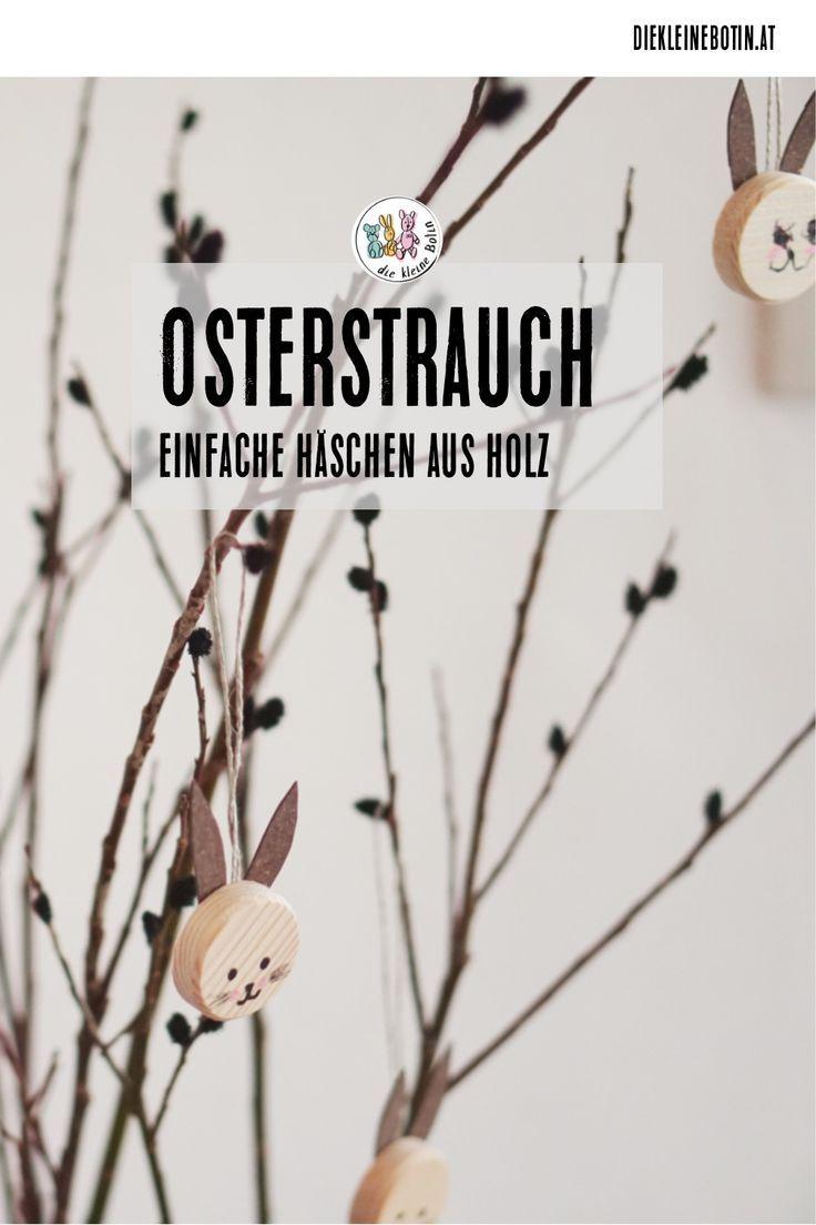 Diy Deko Für Ostern Zum Selbermachen Die Kleine Botin Basteln Frühling Ostern Osterideen Für Kinder Diy Osterkorb