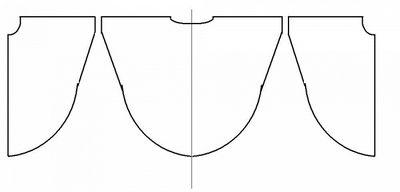 Выкройки пончо (пелерин) (подборка) / Простые выкройки / ВТОРАЯ УЛИЦА
