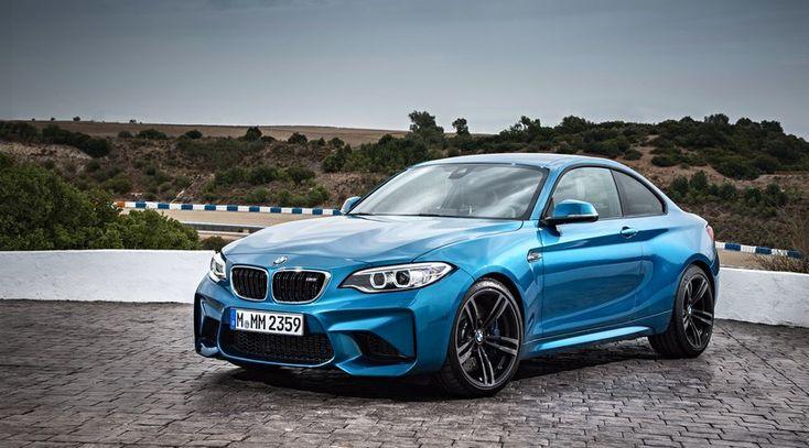 El nuevo BMW M2 2016 en 5 claves - http://www.actualidadmotor.com/bmw-m2-2016-detalles/