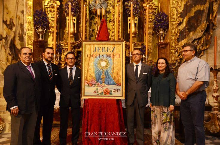 Presentado el cartel y los actos con motivo de la Festividad del Corpus Christi
