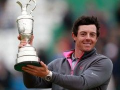 Rory Mcllroy won his first Open Championship and third major title with a two-shot victory over Sergio Garcia on a thrilling final day at Hoylake. #RoryMcllroy #Golf