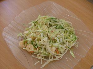Фото к рецепту: Японский салат