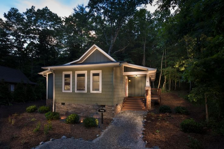 Asheville NC Cabins & Vacation Rentals | North Carolina Luxury Mountain Cottages & Rental Cabins ivy cabin