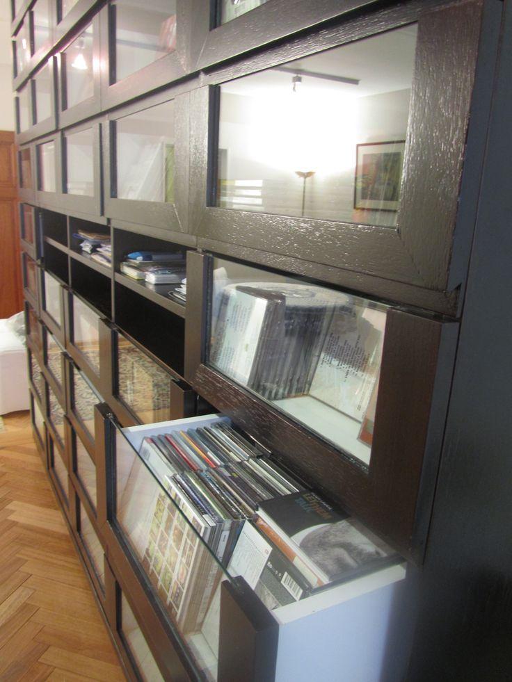 Mueble Porta CDs